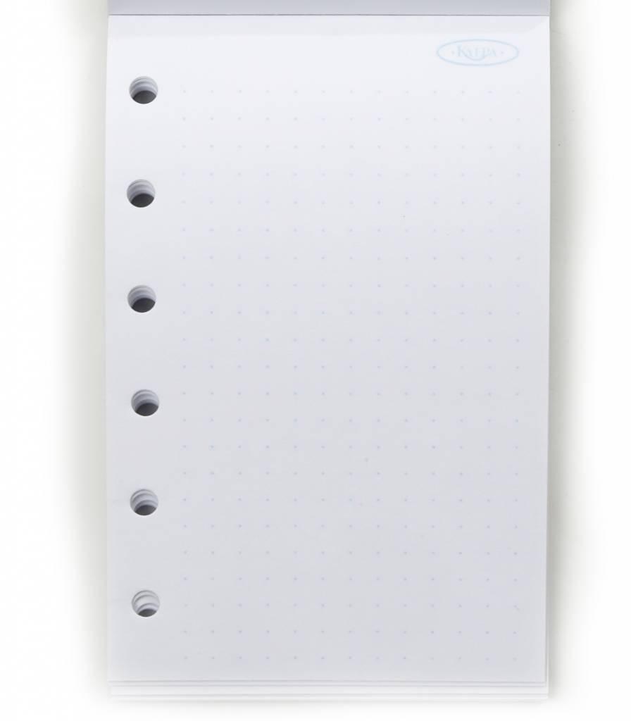 De Rooy 1311-Ya de Rooy pocket organiser leather - black  Silvertip + free agenda