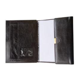 Kalpa 3100-I Lausanne writing case classic black - leather