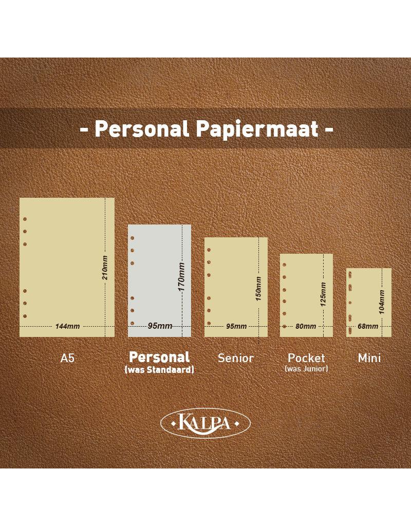 Kalpa Personal (Standaard) organizer taupe