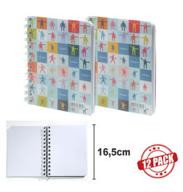 Kalpa BTMN-12 12 * BTMN notebook Twins Medium