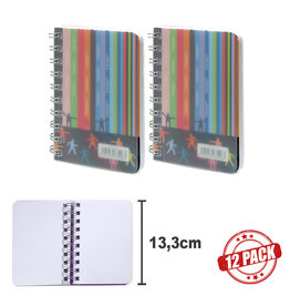Kalpa BTSN-12 12* BTSN notebook Twins Small