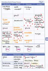 Kalpa A5 gebonden Gezondheid Tracker