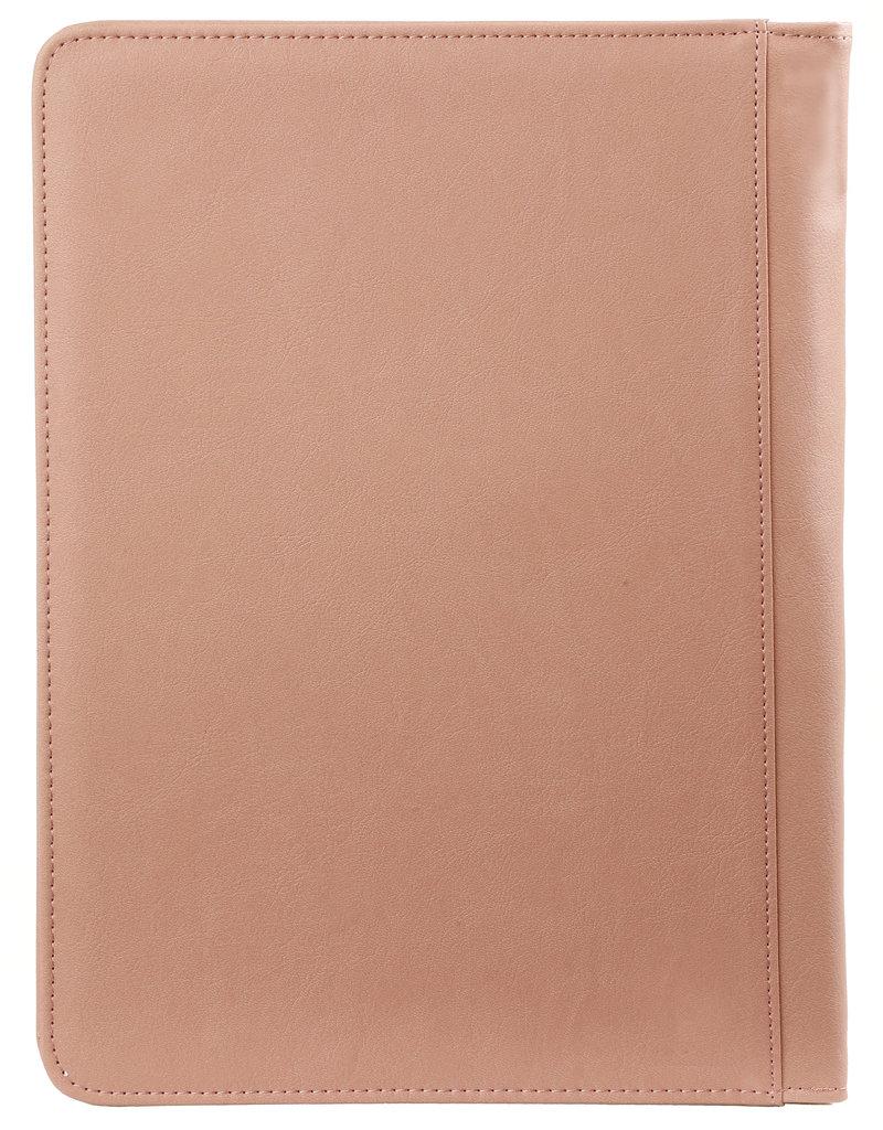 Kalpa Kalpa A4  Alpstein Writing Case  -Pastel Pink Green