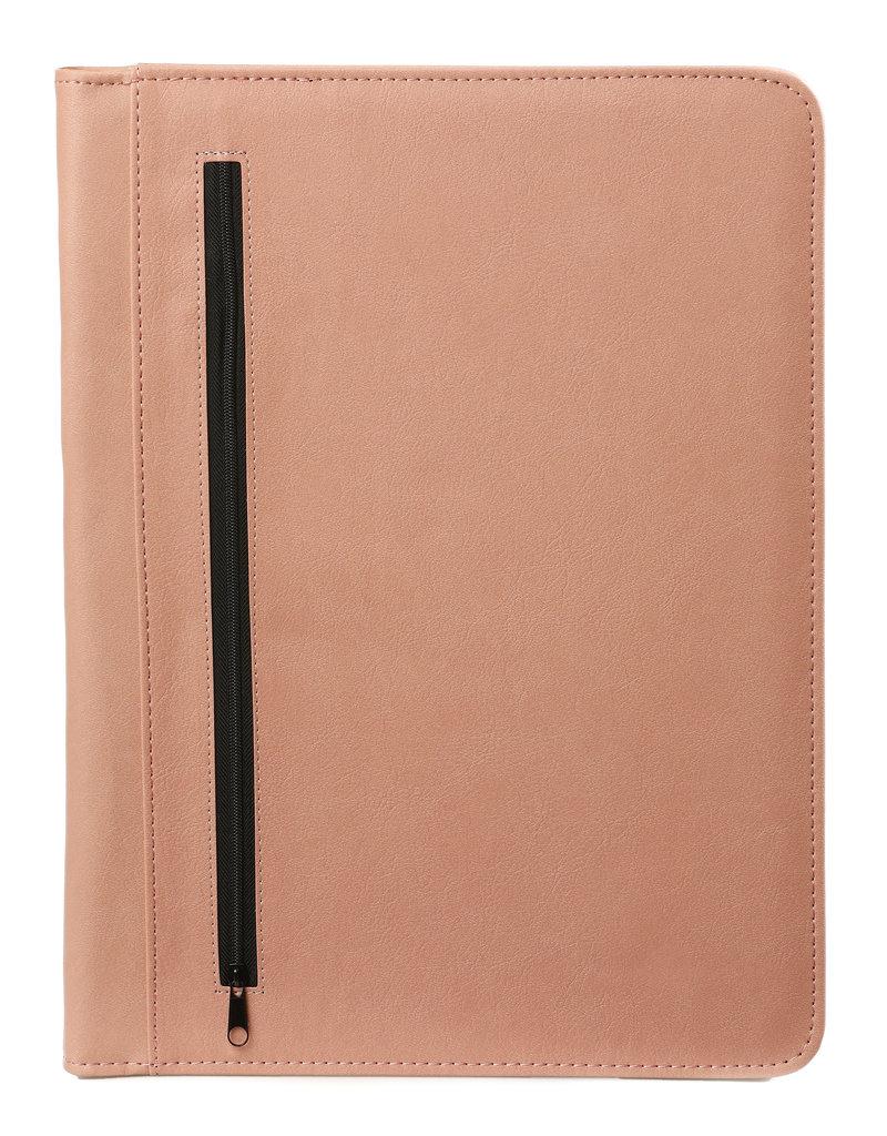 Kalpa Alpstein schrijfmap pastel roze groen