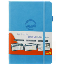 Kalpa 6627-10 A5 bonded Health Tracker in Dutch