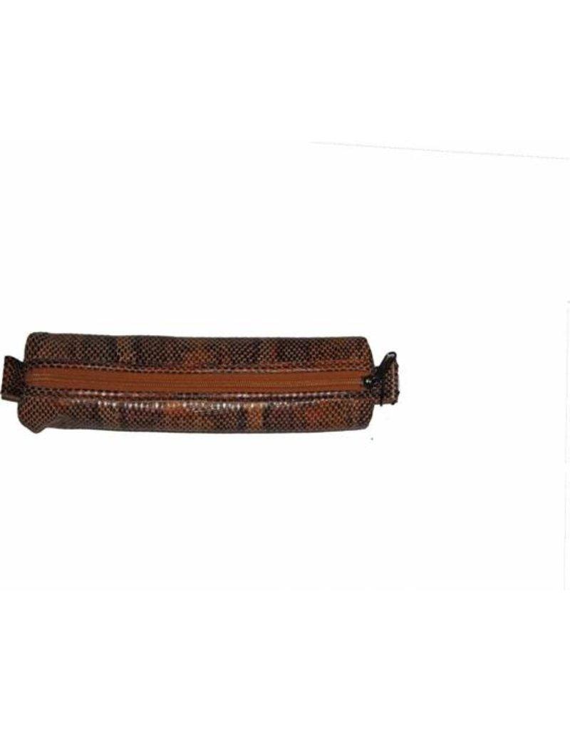 Kalpa 5401-SL Bodensee pen case with zipper Snake print Assortment