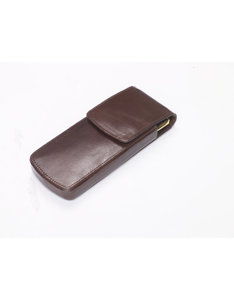 Kalpa Kalpa Wiesbachhorn 3 pens classic brown - leather