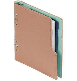 Kalpa 1016-72 Compact A5 organizer pastel roze groen