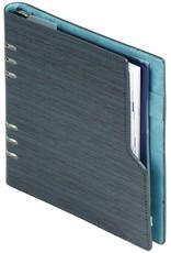 Kalpa Compact A5 organiser navy blue