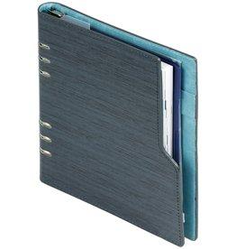 Kalpa 1016-73 Compact A5 organiser navy blue