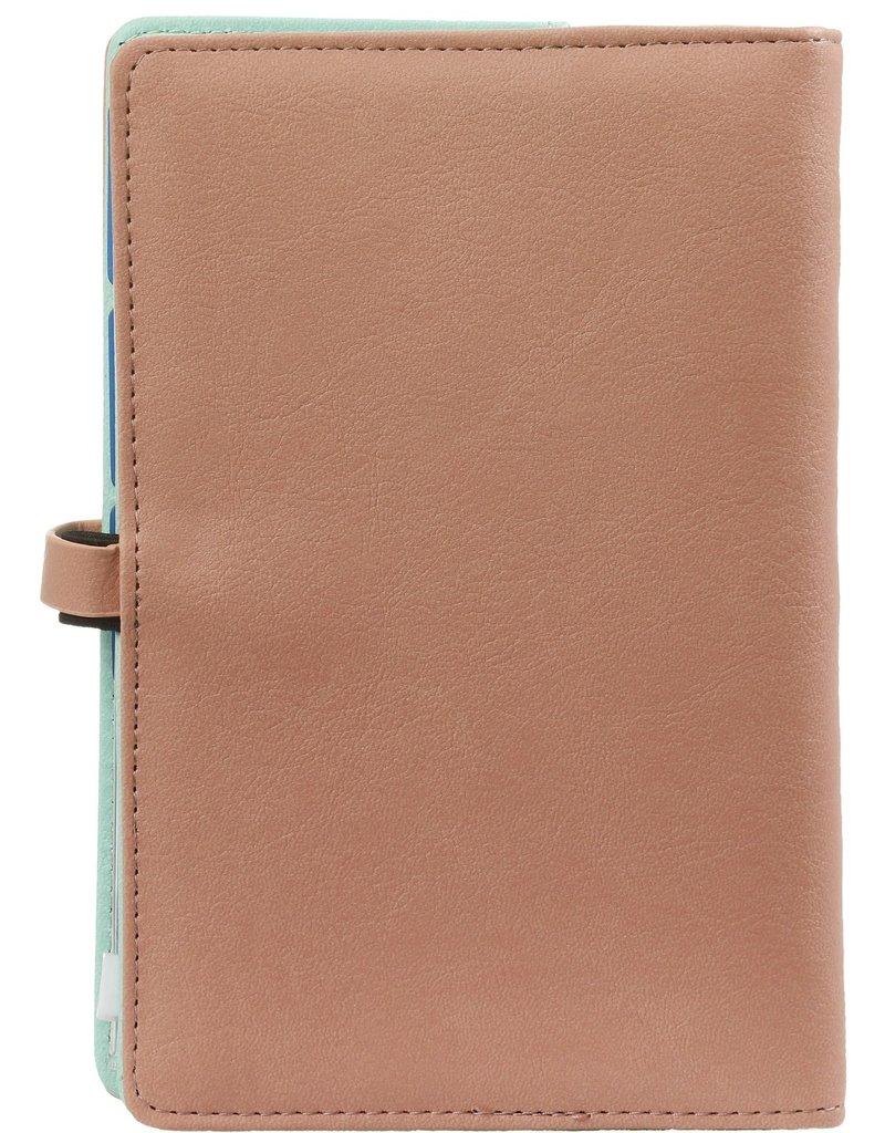 Kalpa Personal (Standaard) organizer pastel roze groen