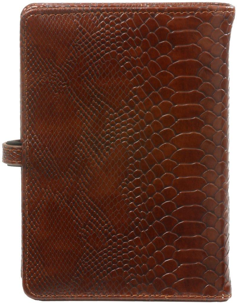 Kalpa Personal (standaard) organizer croco bruin