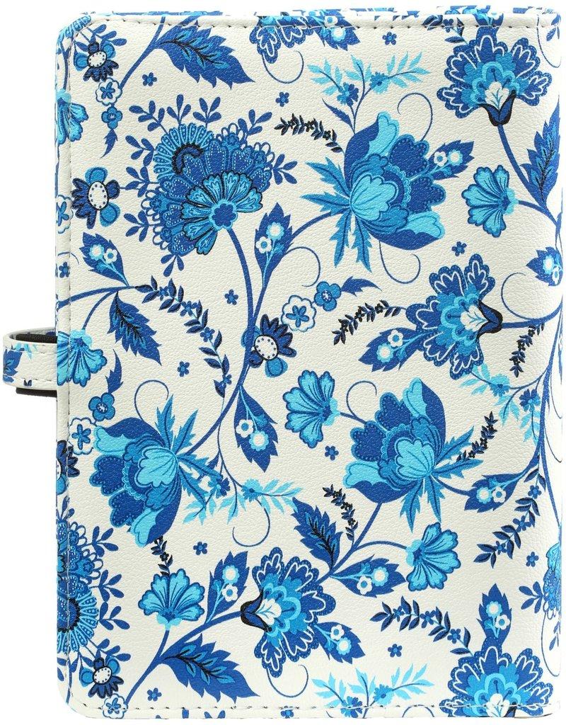 Kalpa Personal organiser Delfts blue flowers