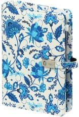 Kalpa Personal (Standaard) organizer bloem Delfts blauw