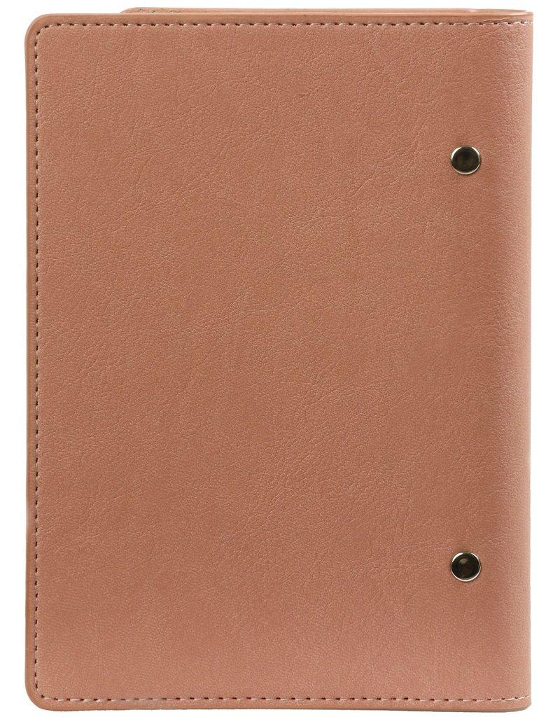 Kalpa Compact Personal (Standaard) organizer pastel roze groen