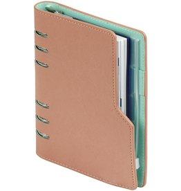 Kalpa 1116-72 Compact Personal (Standaard) organizer pastel roze groen