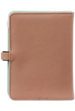 Kalpa Pocket organiser pastel pink and green