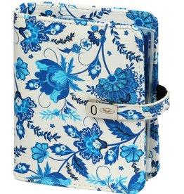Kalpa 1311-78 Pocket organiser flower Delft blue