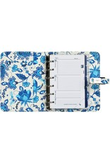 Kalpa Pocket organiser flower Delft blue
