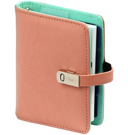 Kalpa 1401-72 Mini organiser pastel pink and green
