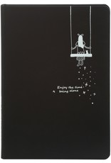Dreamnotes Notebook Black Story