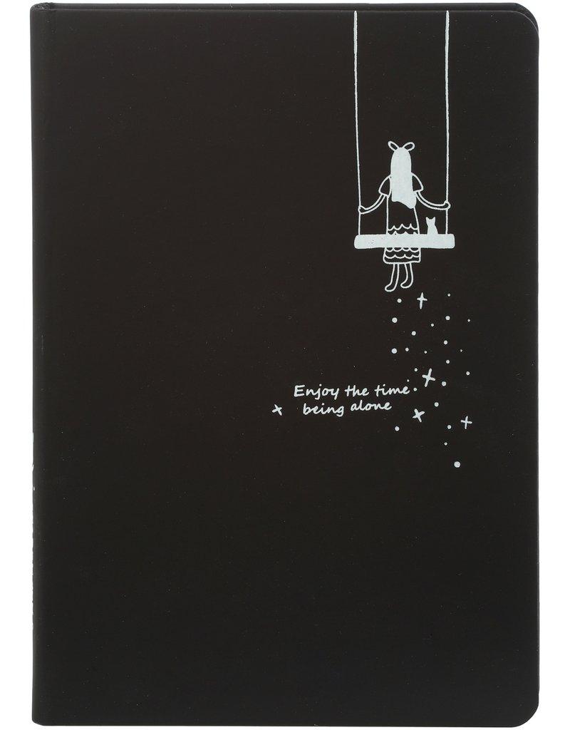 Dreamnotes Notitieboek Black Story