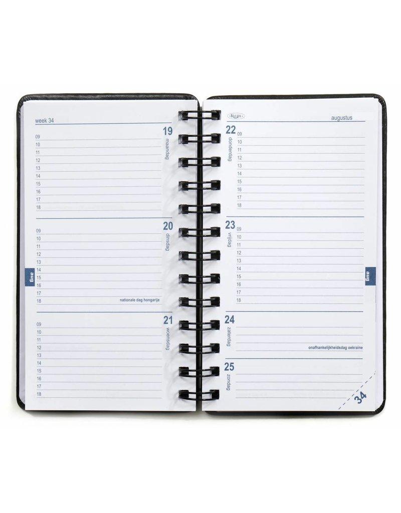 Kalpa Spiraal week agenda B6 NL 2022-2023
