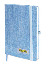 ONLINE Schreibgeräte Sustainable Notebook ca. DIN A5, 80g/m², 192 pages, dotted