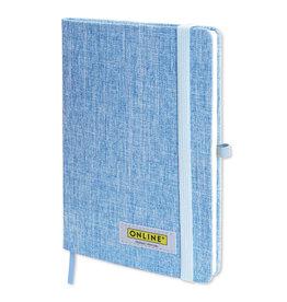 ONLINE Schreibgeräte 04071/6 Notebook ca. DIN A5, 80g/m², 192 pages, dotted