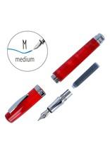 ONLINE Schreibgeräte Fountain pen Red