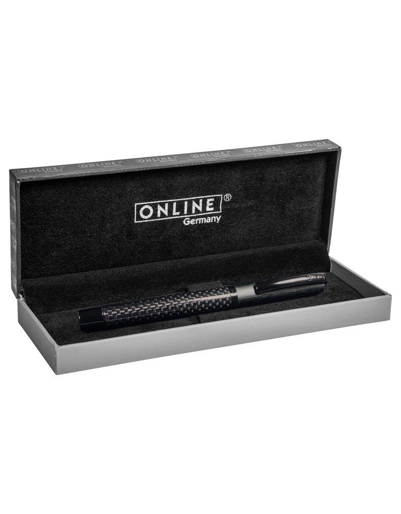 ONLINE Schreibgeräte Fountain pen Vision Carbon