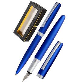 ONLINE Schreibgeräte 34648 Set fountain pen/ballpen Satin Blue