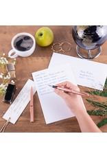 ONLINE Schreibgeräte Set fountain pen/ballpen Leather Style