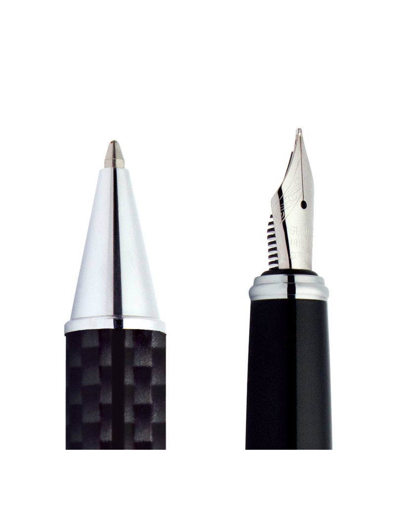 ONLINE Schreibgeräte Vulpen/Balpen set Black Style
