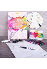 ONLINE Schreibgeräte Handlettering Set Spring Vibes