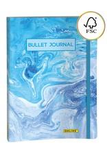 ONLINE Schreibgeräte A5 Bullet Journal Aquarel