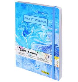 ONLINE Schreibgeräte ONL02250 A5 Bullet Journal Aquarel