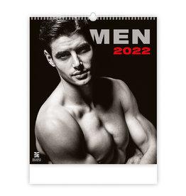 Erotiek C276-22  Kalpa Wall Calendar Handsome Men 2022