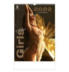 Erotiek C273-22 Kalender Exclusieve meisjes 2022