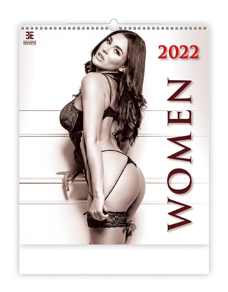 Erotiek Kalpa Wall Calendar Women 2022