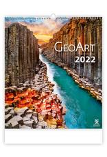 Helma Kalpa Wall Calendar 2022 Geo art Calendar 45 x 52 cm