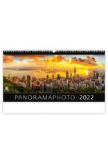 Helma C261-22 Kalpa Wall Calendar 2022 Panoramaphoto 63 x 31.5 cm | Calendar 2022