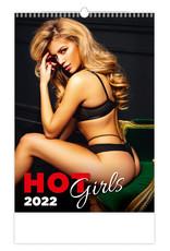Erotiek Kalpa Wandkalender Hete meisjes 2022