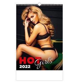 Erotiek C161-22 Kalpa Wandkalender Hete meisjes 2022