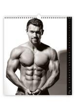 Erotiek C276-22 Calendar 2022 Handsome Men