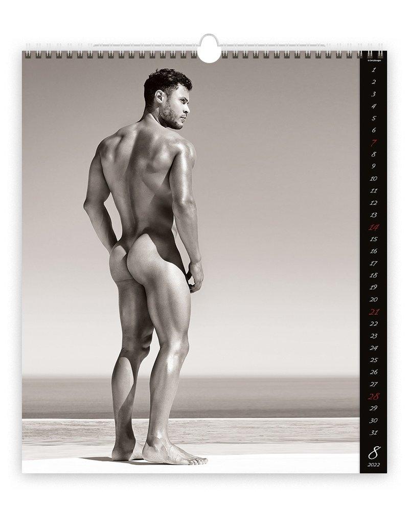 Erotiek C276-22 Kalender 2022 Knappe mannen