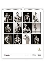Erotiek Kalpa Wandkalender Knappe mannen 2022