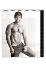 Erotiek Kalpa Wall Calendar Handsome Men 2022