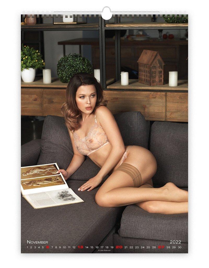 Erotiek Calendar Girls Exclusive 2022