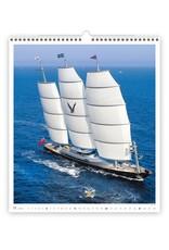 Helma Zeilen 2022 Kalpa Wandkalender
